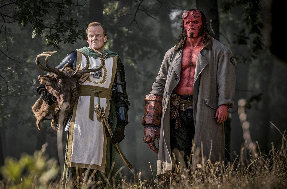 Hellboy. / Lionsgate.