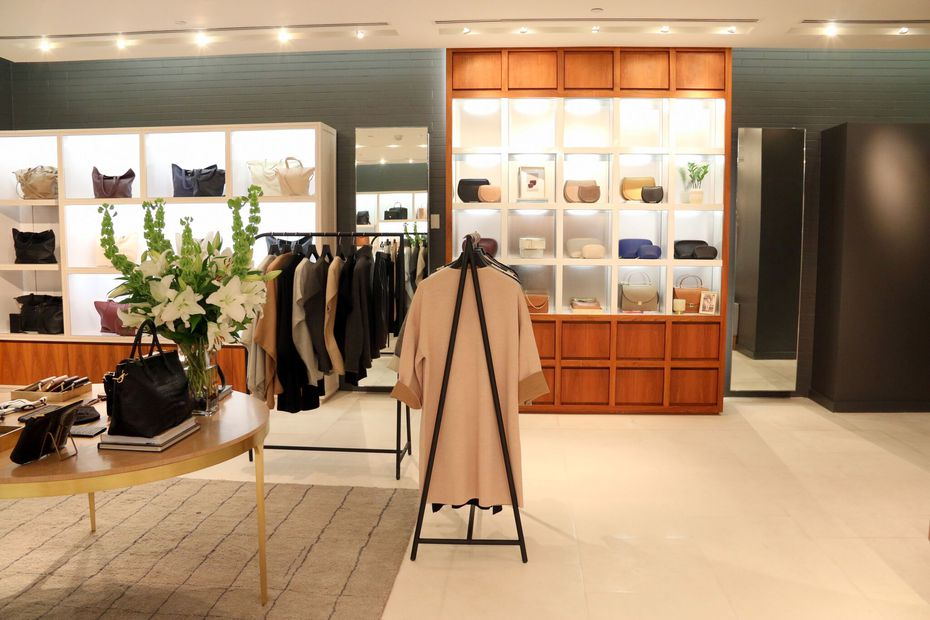 Cuyana has a pop-up store at NorthPark Center in Dallas.