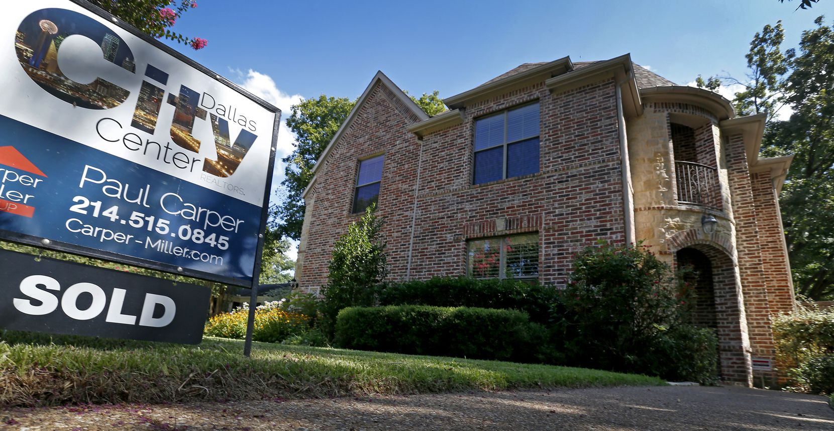 North Texas home sales were 5 percent higher in April than in the same month of 2016. (Jae S. Lee / DMN)