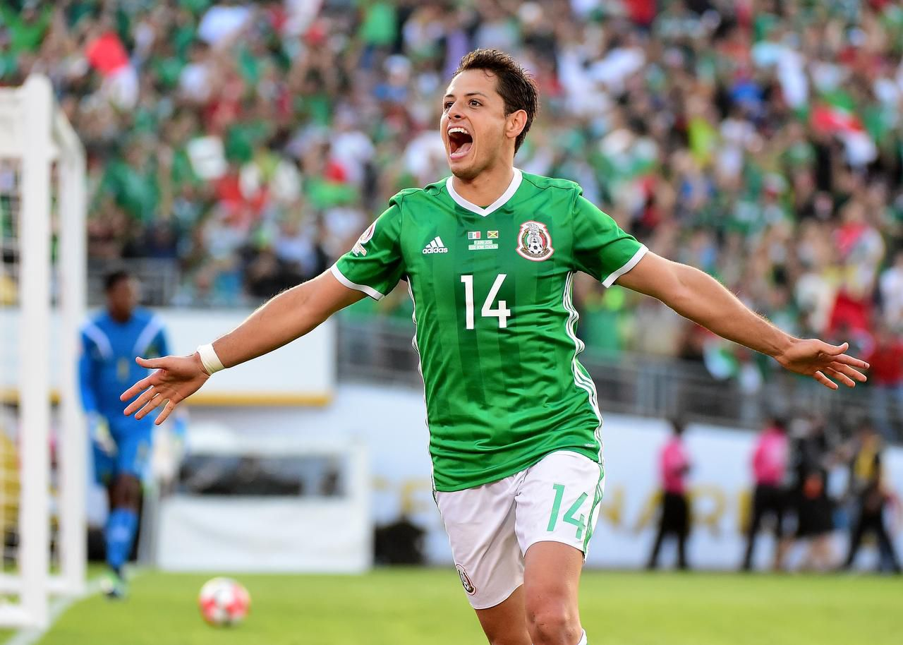 "Javier ""Chicharito"" Hernández y el Tri vienen a Texas en enero de 2018 GETTY IMAGES/HARRY HOW)"