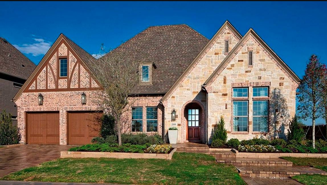 Taylor Morrison builds under the Darling Homes and Taylor Morrison brands in D-FW.