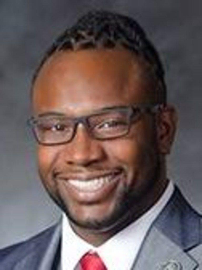 McKinney City Council member La'Shadion Shemwell