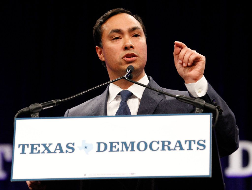 U.S. Rep. Joaquin Castro of San Antonio is calling on the Justice Department to investigate whether the Trump administration violated a court order halting his executive order on refugees. (Richard W. Rodriguez/Fort Worth Star-Telegram)