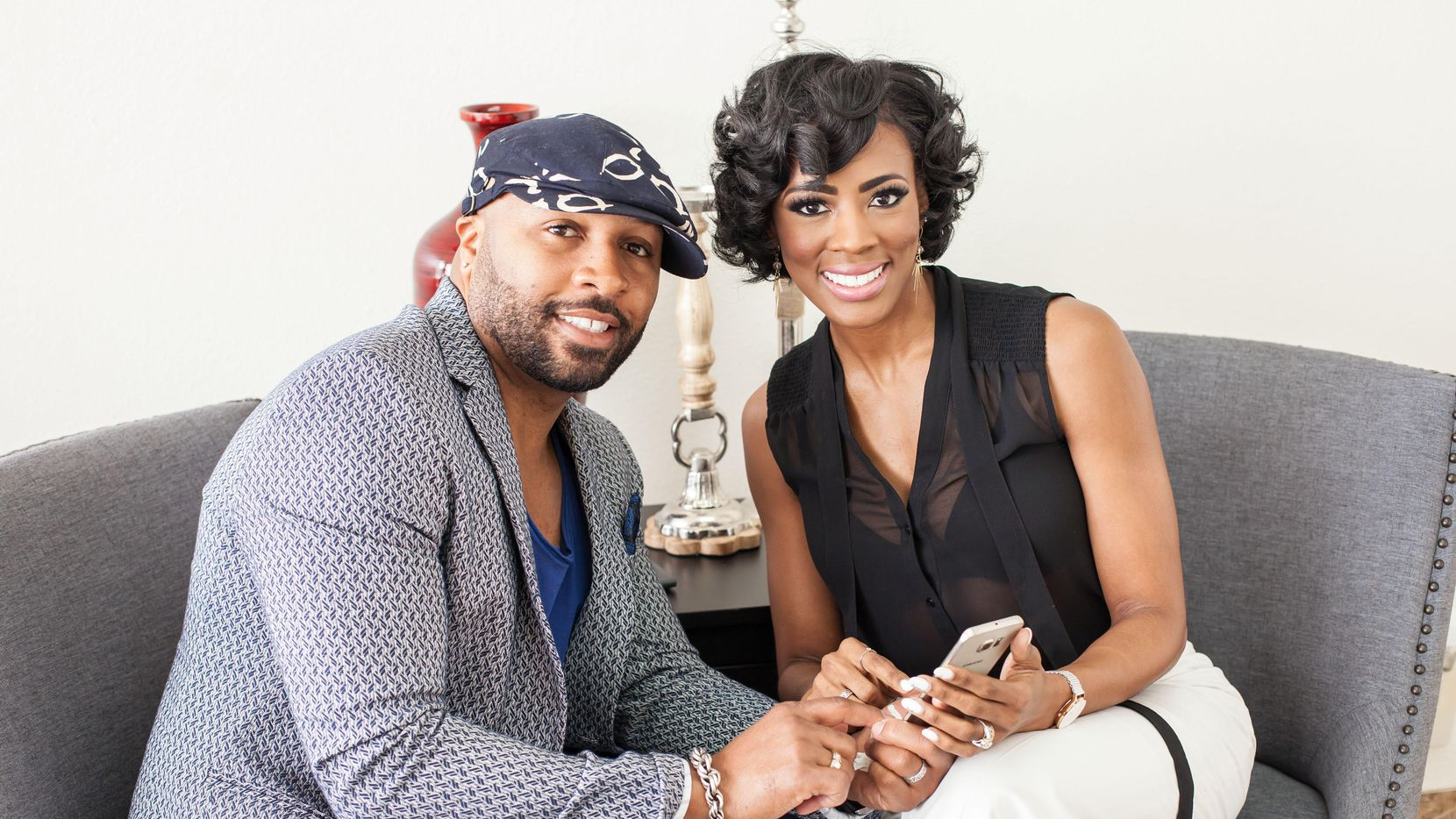 Courtney and Tye Caldwell started ShearShare after Tye, a salon owner, got calls from barbers who wanted to rent space for a short amount of time. The app allows licensed barbers and cosmetologists the flexibility of renting space in a salon without signing a long-term contract. For salons, it's a way to fill vacant spots.