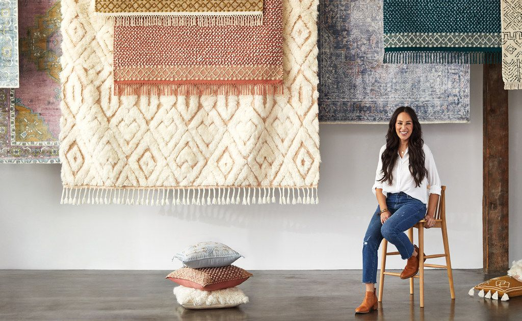 Joanna Gaines moves a little more upscale with some exclusives for Anthropologie