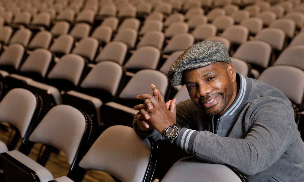 Kirk Franklin is the author of a new gospel music festival that will have its first outing at Toyota Music Factory in Irving on May 26.