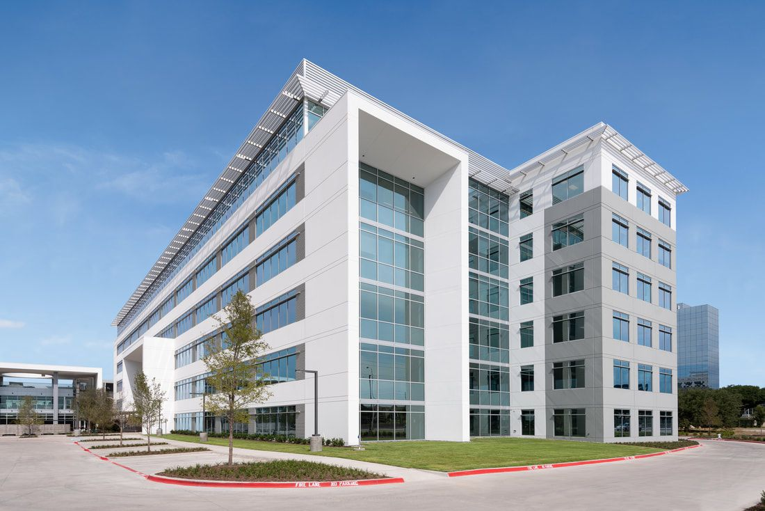 Admiral Capital bought the Addison office project then resold the land.