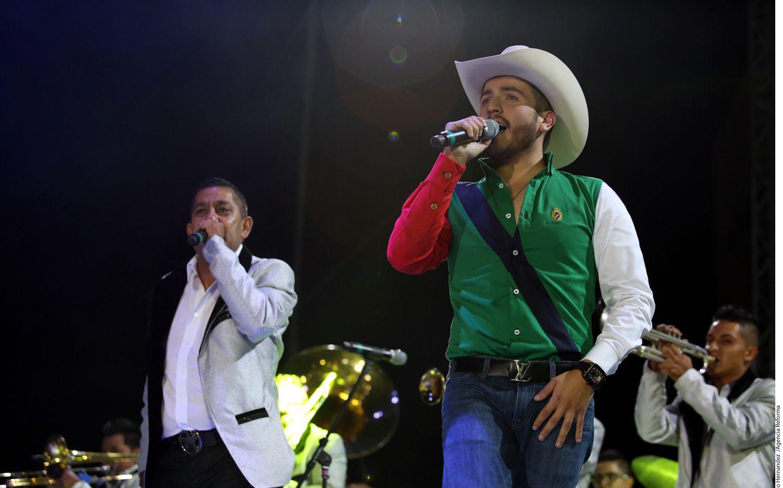El cantante de banda Pancho Uresti perdió ¡22 kilos! con pura disciplina y fuerza de voluntad./AGENCIA REFORMA