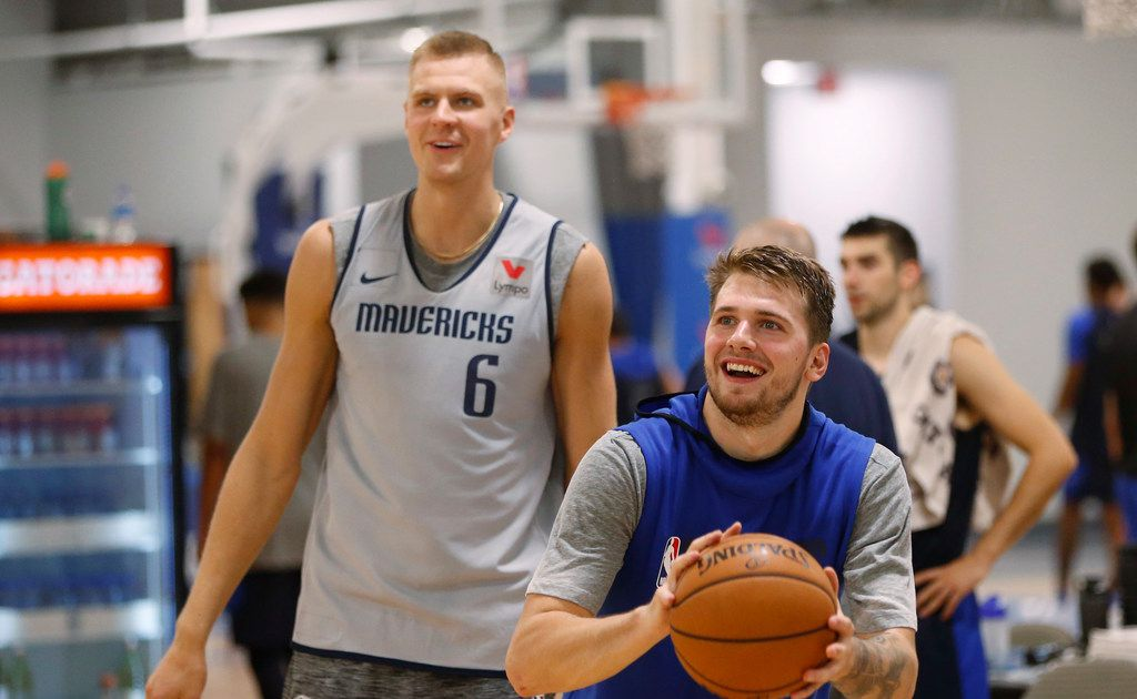 Reggie Miller projects Mavs to make playoffs; calls Doncic-Porzingis a 'fantastic pairing'