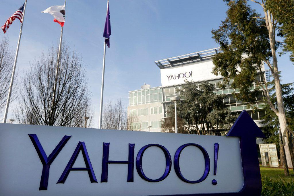 La sede de Yahoo en California (ARCHIVO/AP)