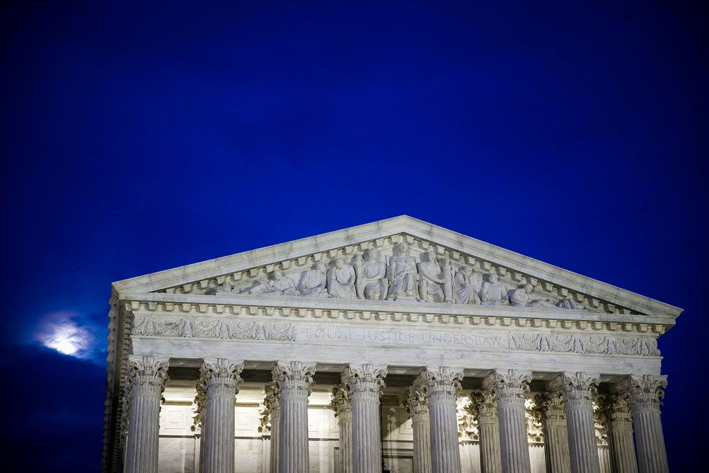 The U.S. Supreme Court is expected this month to rule on a critical case covering the online sales tax.