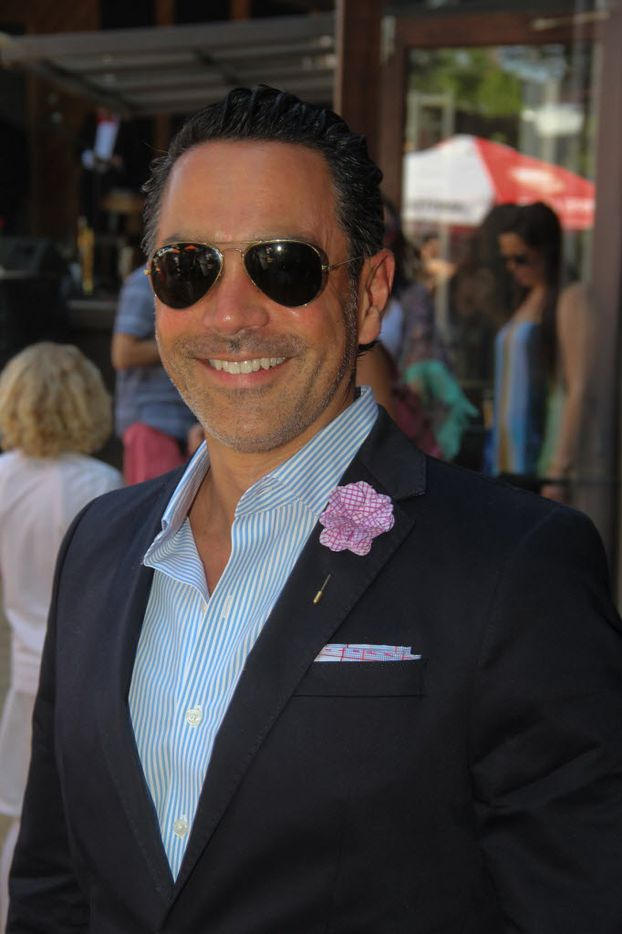 The Rustic in Uptown held a Kentucky Derby watching party on May 7, 2016. Mint Juleps were served up along with live music leading up to the race and judges four best dressed categories and the winners received $200 in free range concept gift cards. Christopher Clark