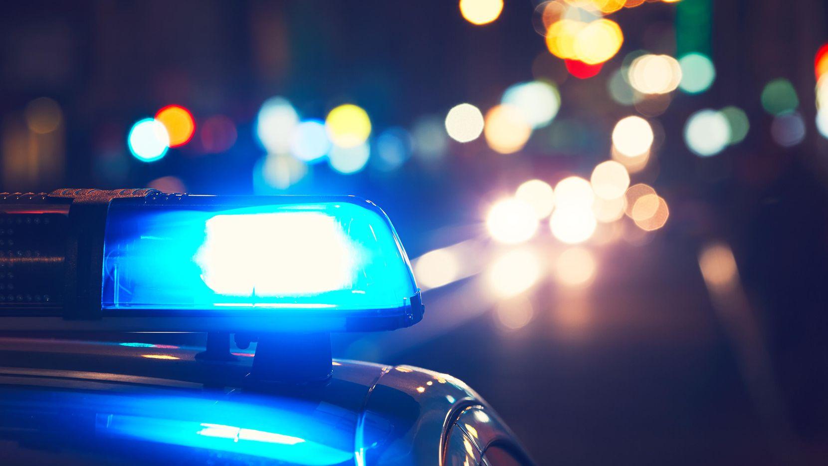 Una patrulla de policía en misión de vigilancia(iSTOCK)