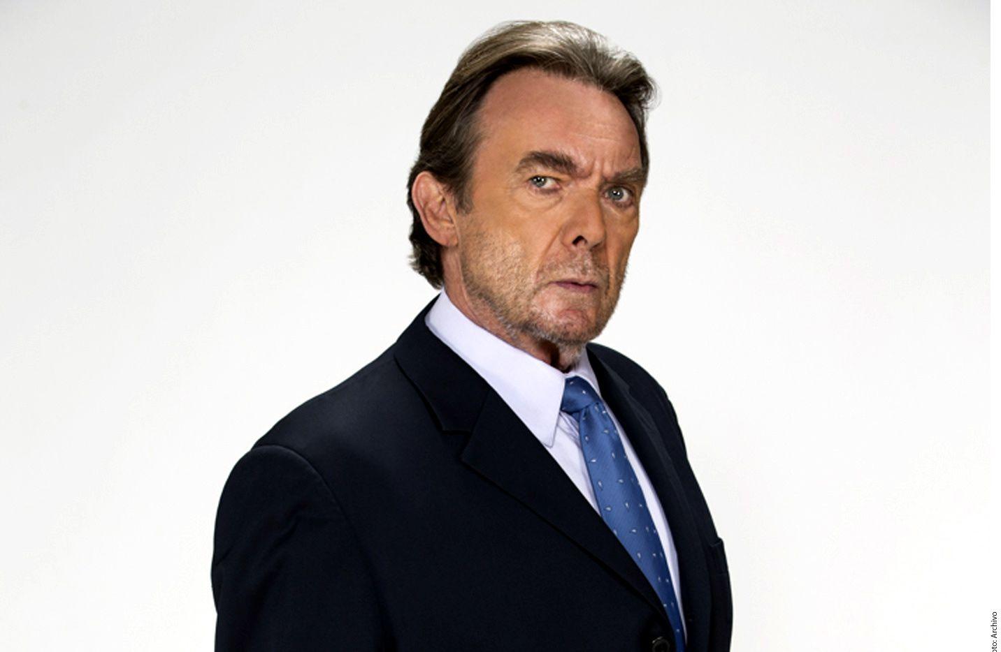 Murió el actor Claudio Baez. Las causas de su fallecimiento no fueron dadas a conocer. Foto AGENCIA REFORMA