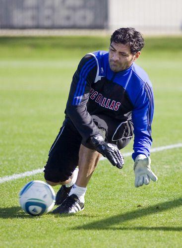 Dario Sala en su paso por FC Dallas. (Foto de archivo de DMN)