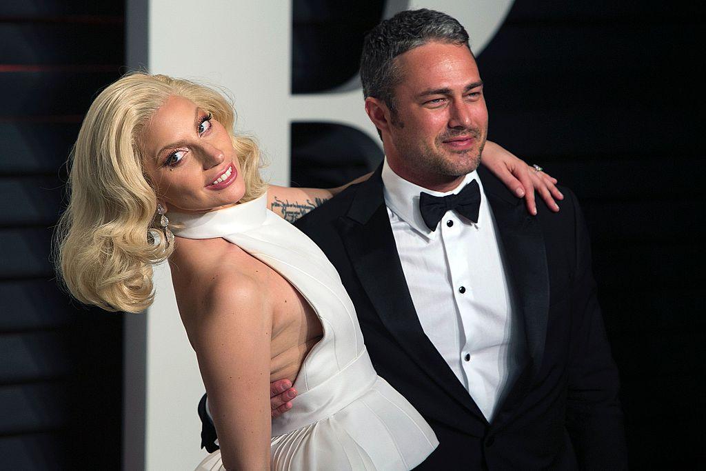 Lady Gaga y su prometido, el actor Taylor Kinney, terminaron su relación sentimental tras cinco años juntos, informó el portal TMZ./GETTY IMAGES