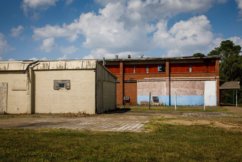The community envisions that Melissa Pierce will one day become a community center in a neighborhood in desperate need of one.