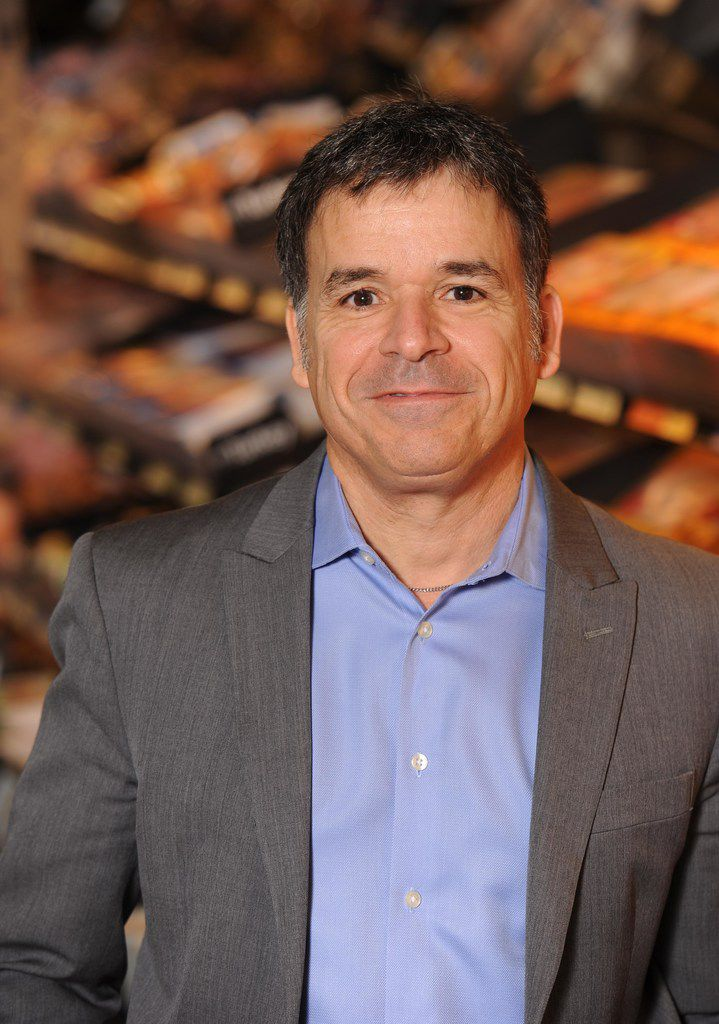 Frank Yiannas is vice president of food safety at Walmart and is leading an effort with IBM to put block chain technology at work to quickly end food illness outbreaks.