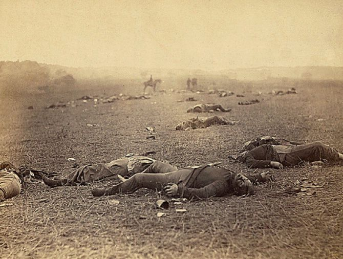 The 150th anniversary of the Battle of Gettysburg is an occasion for remembering the what the Civil War means in America, and its often overlooked human costs.