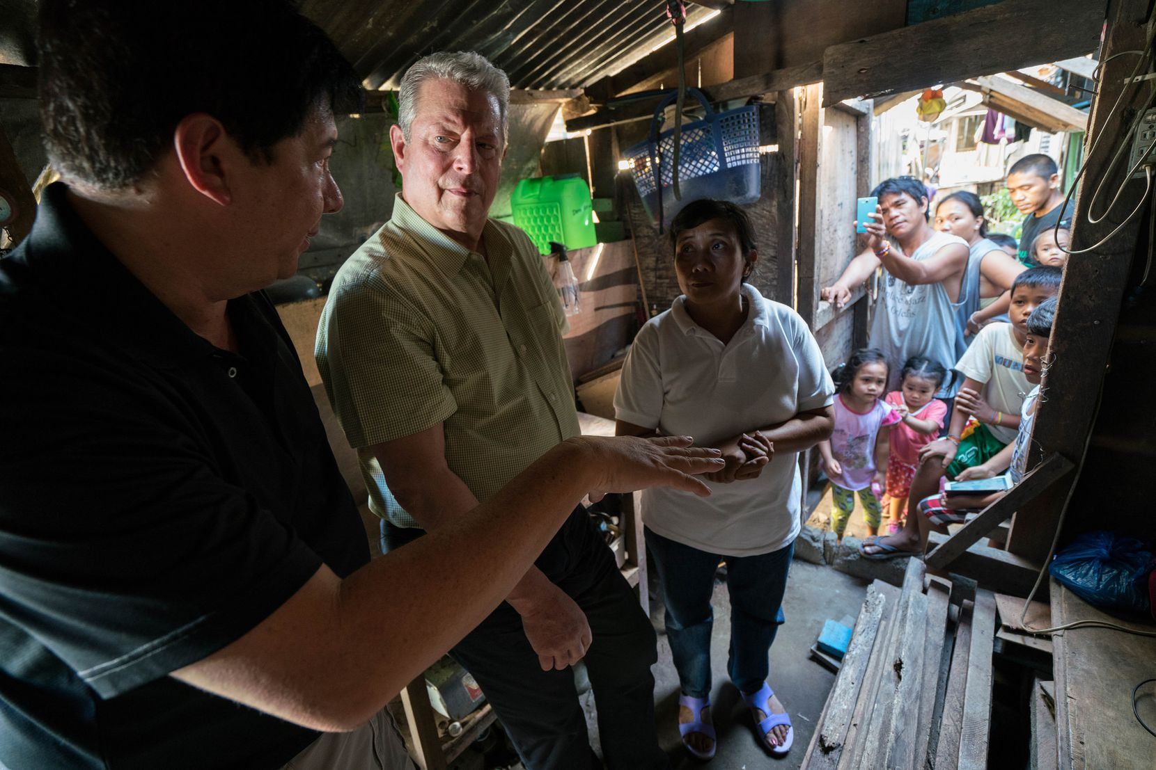 "Al Gore in ""An Inconvenient Sequel"""