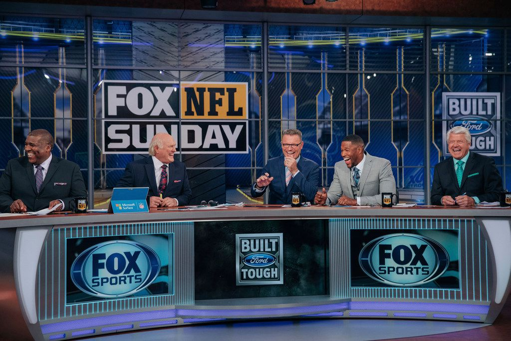 Fox's NFL broadcast team will be back on the air for Dish and Sling TV customers.