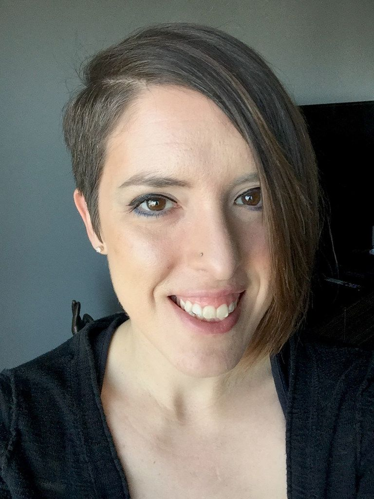 Mansfield, Texas, art teacher Stacy Bailey has been on paid administrative leave since fall 2017 for allegedly talking about her same-sex wife to students. She is expected to report for work at Mansfield's Lake Ridge High School for the first day of class on August 15, 2018. (Handout photo)