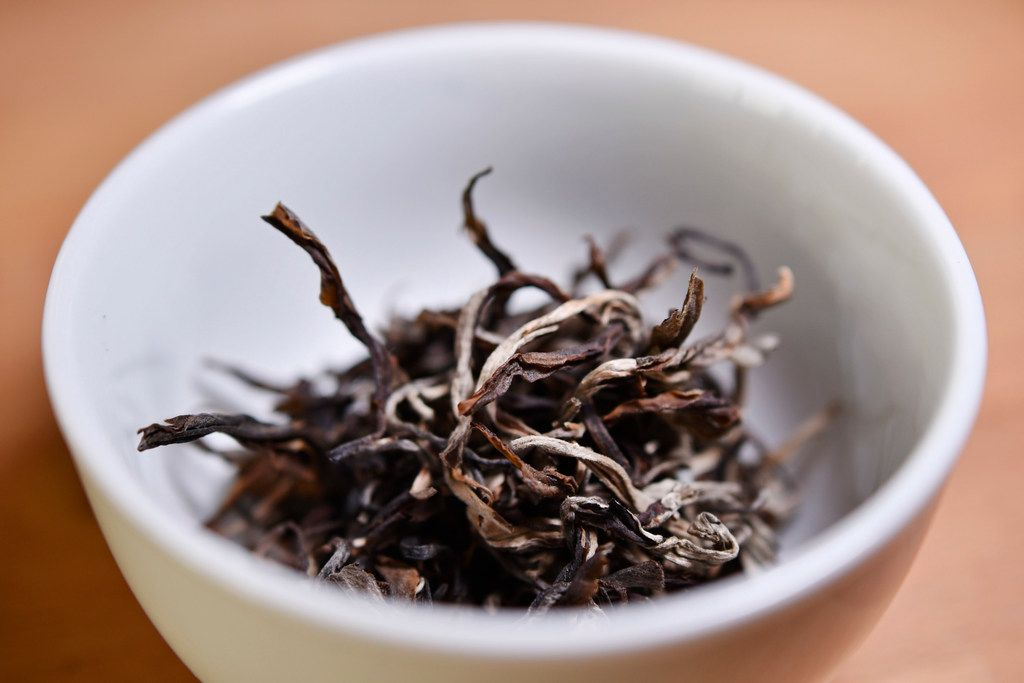 Song Lo Dark, from Vietnam, is one of the two new dark teas being sold by Rakkasan Tea Company in Dallas.