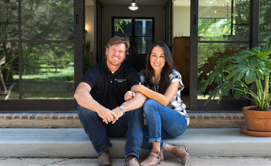 Chip and Joanna Gaines took the stage at retail's annual big show in NYC