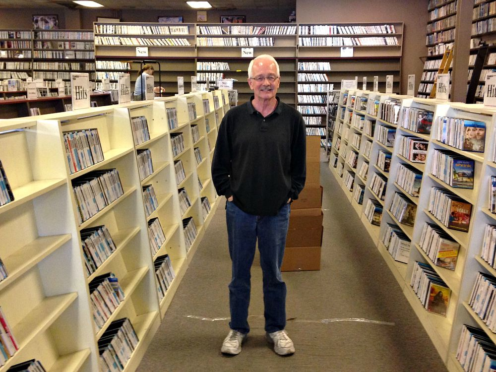 Sam Wade will be closing Premiere Video 33 years after he opened a Video Works franchise in Lake Highlands.