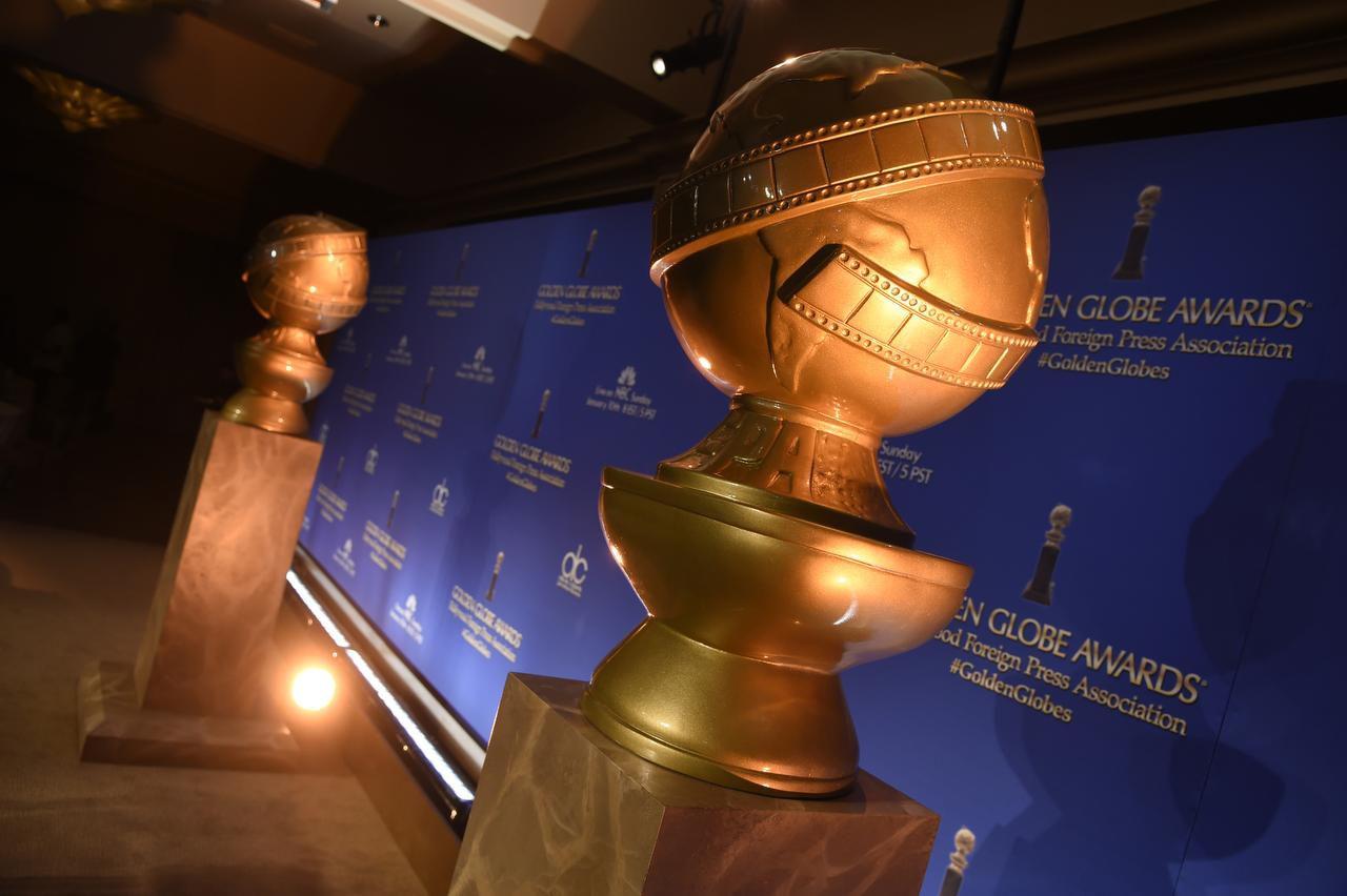 Los Globos de Oro dan inicio a la temporada de premios de Hollywood este domingo, a las 6 p.m., por NBC (AP/CHRIS PIZZELLO)