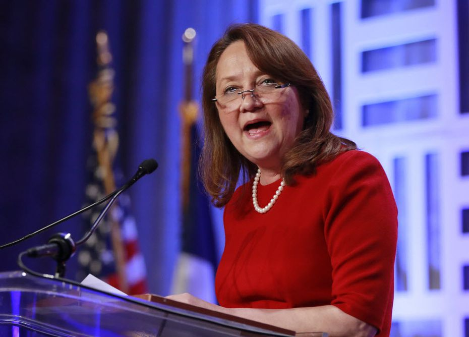 Texas first lady Cecilia Abbott has appealed for volunteers to become trained as temporary helpers for existing foster parents. (2016 File Photo/Staff)