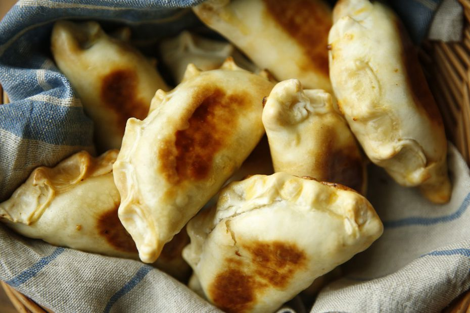 Chipotle braised goat empanadas are expected to be on the menu at Tinie's.