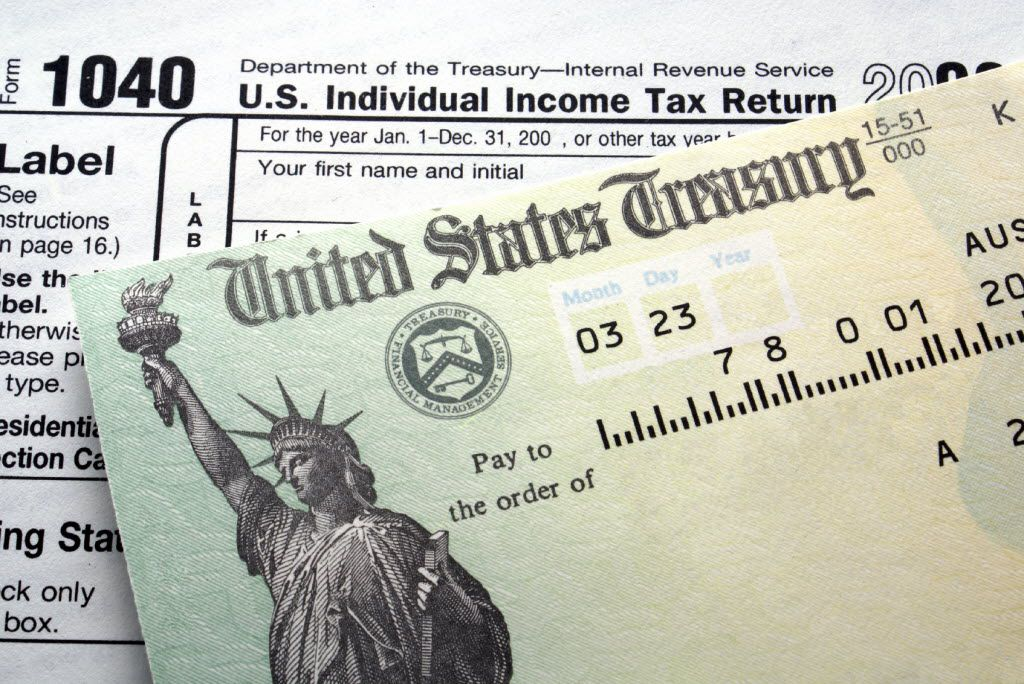 Expecting a big tax refund? Might want to wait until you actually file to find out.