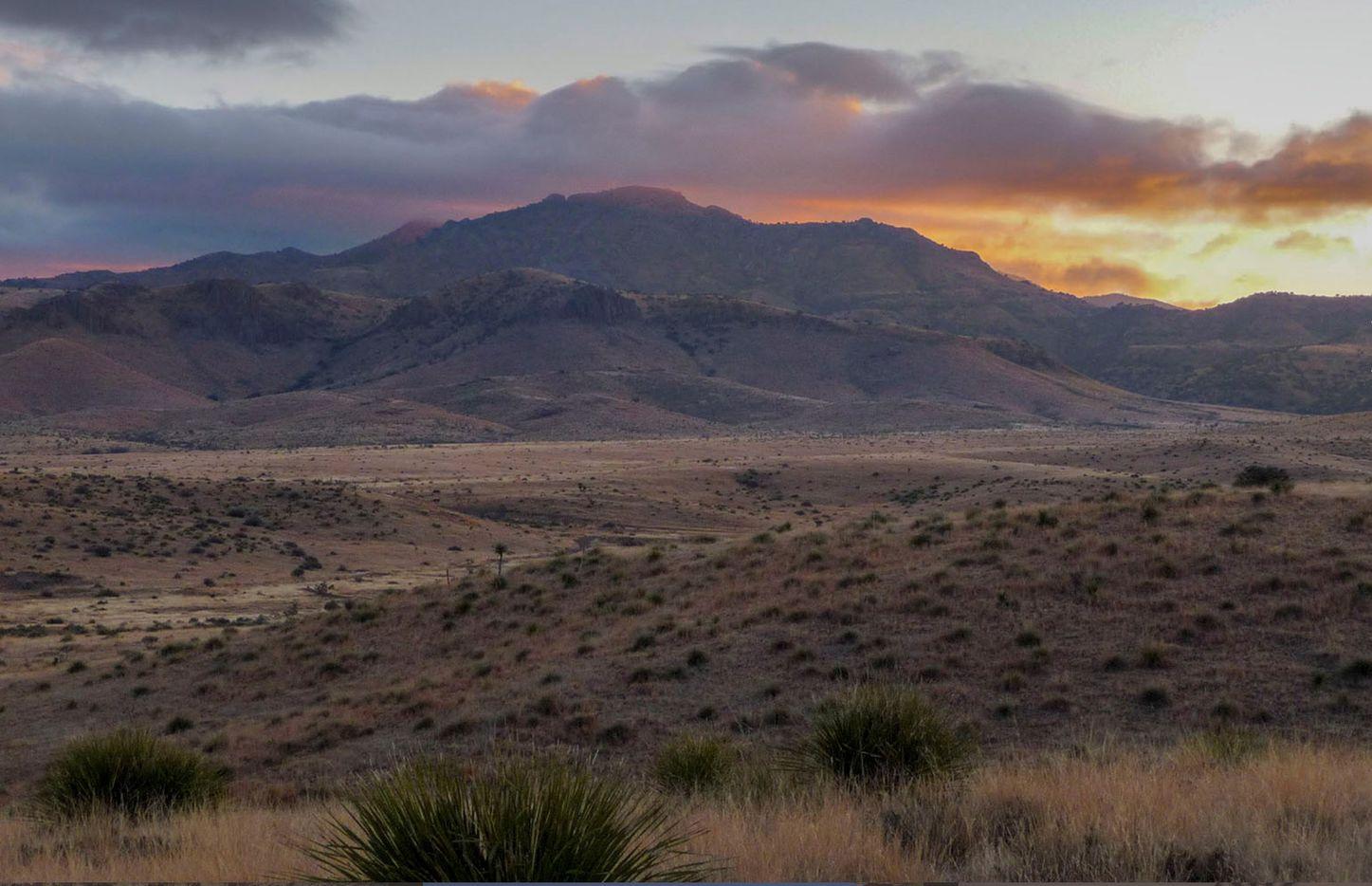 Gearhart Ranch near Fort Davis has peaks up to 6,800 feet.