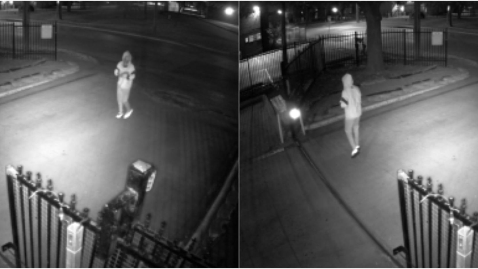 Dallas police released these surveillance images in connection with the shooting death of Brandon Washington on Aug. 30.