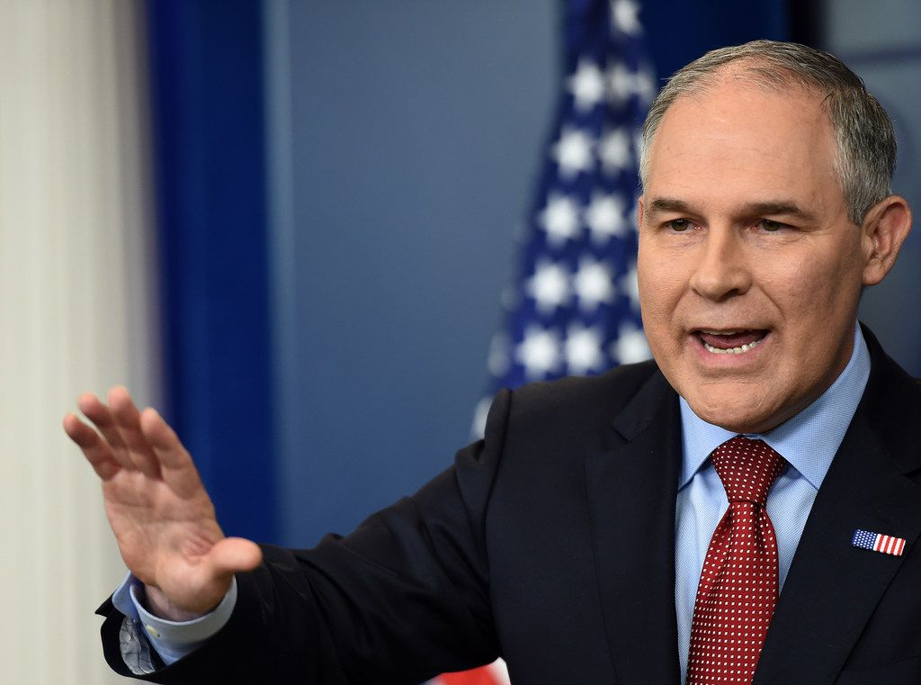 """""""To ensure that EPA is receiving the best independent scientific advice, I am appointing highly qualified experts and scientists to these important committees,"""" EPA Administrator Scott Pruitt said in a statement Friday."""