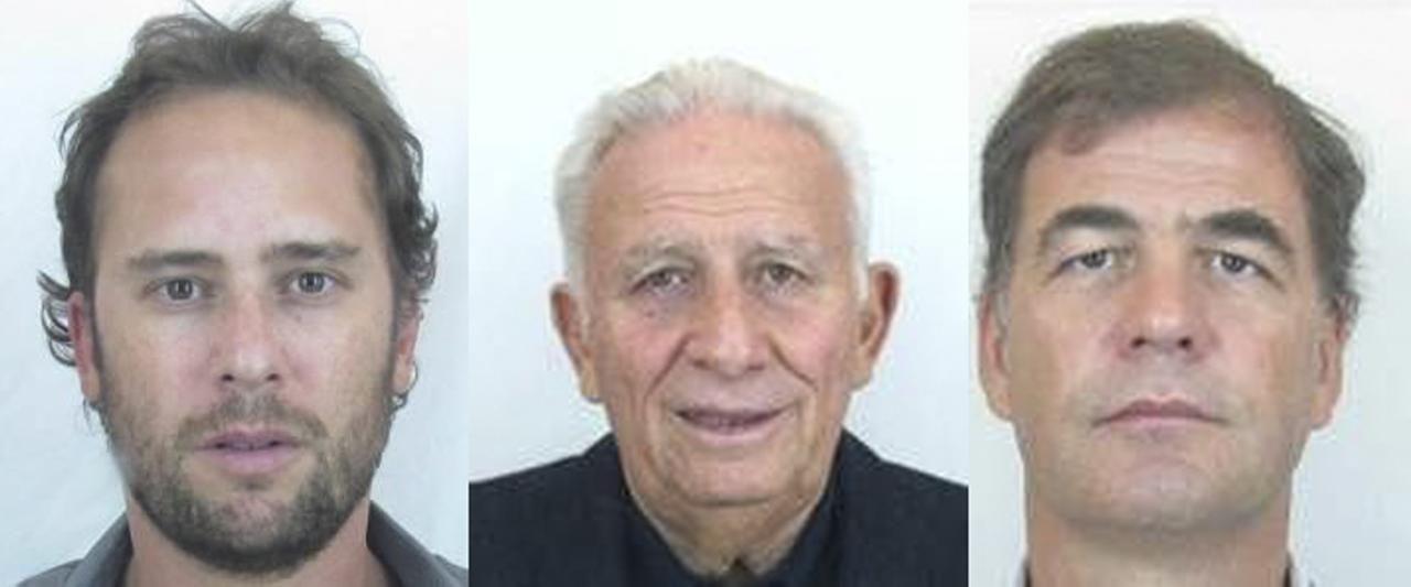 Los empresarios argentinos Mariano Jinkis, Hugo Jinkis y Alejandro Burzaco son acusados depagar más de 100 millones de dólares en sobornos.(AP)