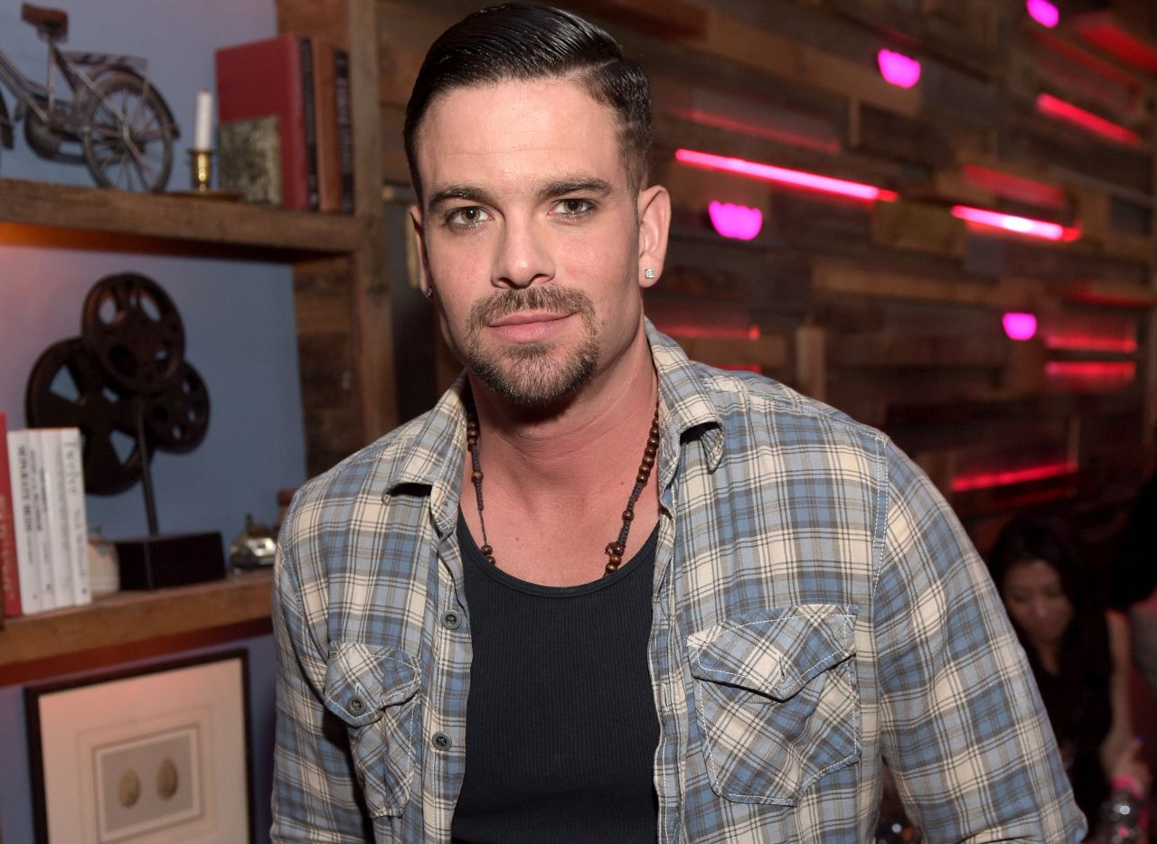 Mark Salling earlier this year in West Hollywood, Calif.