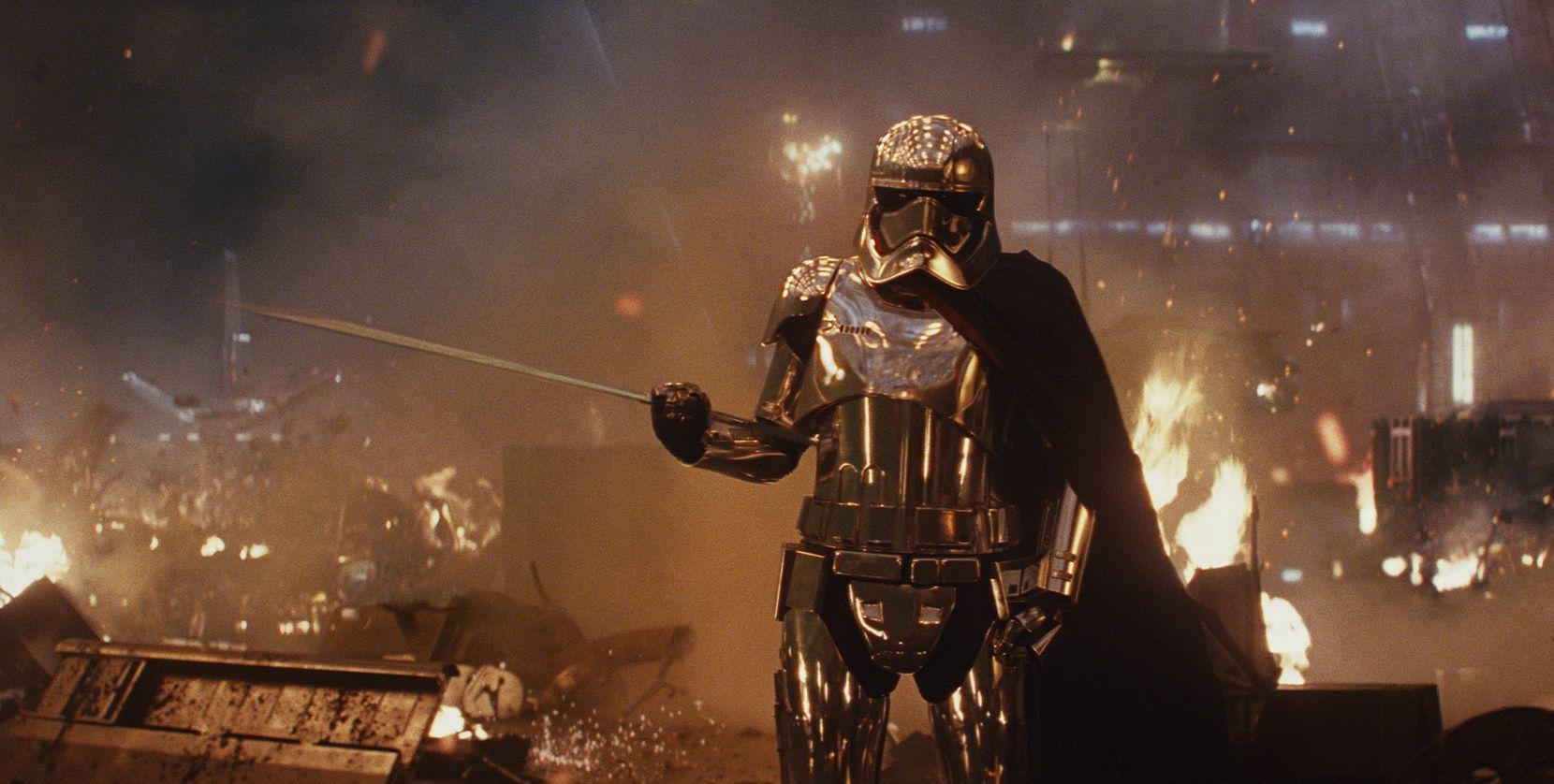 Star Wars: The Last Jedi se estrena el 15 de diciembre oficialmente. LucasFilm.