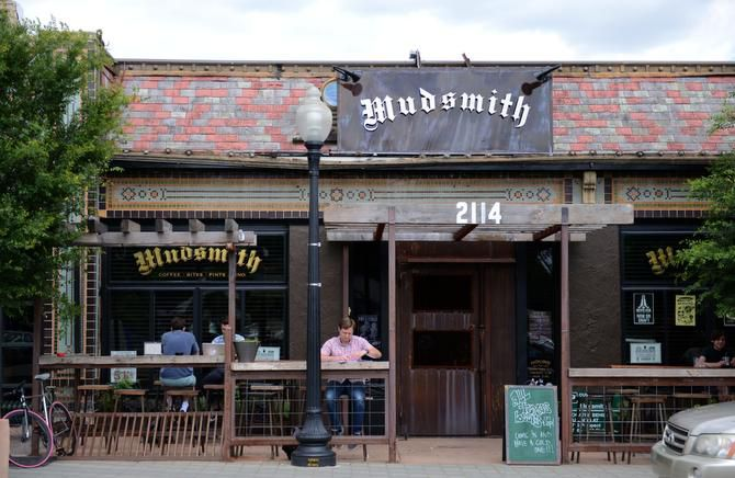 Mudsmith is one of the more recent businesses to open on Lower Greenville.