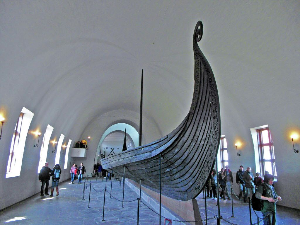 Viking Ship Museum in Oslo.