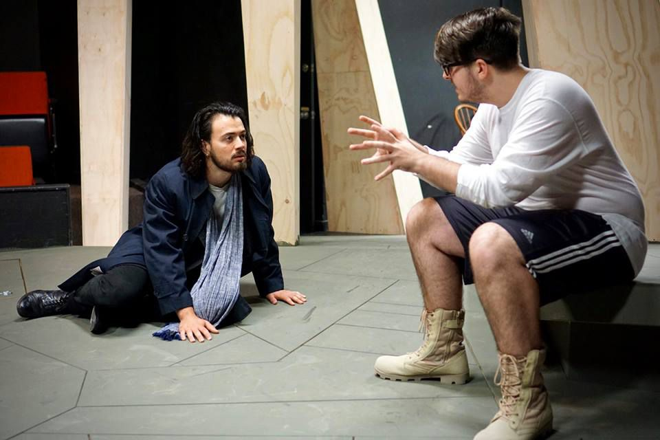 The drama department at the University of Dallas recently presented Hamlet.