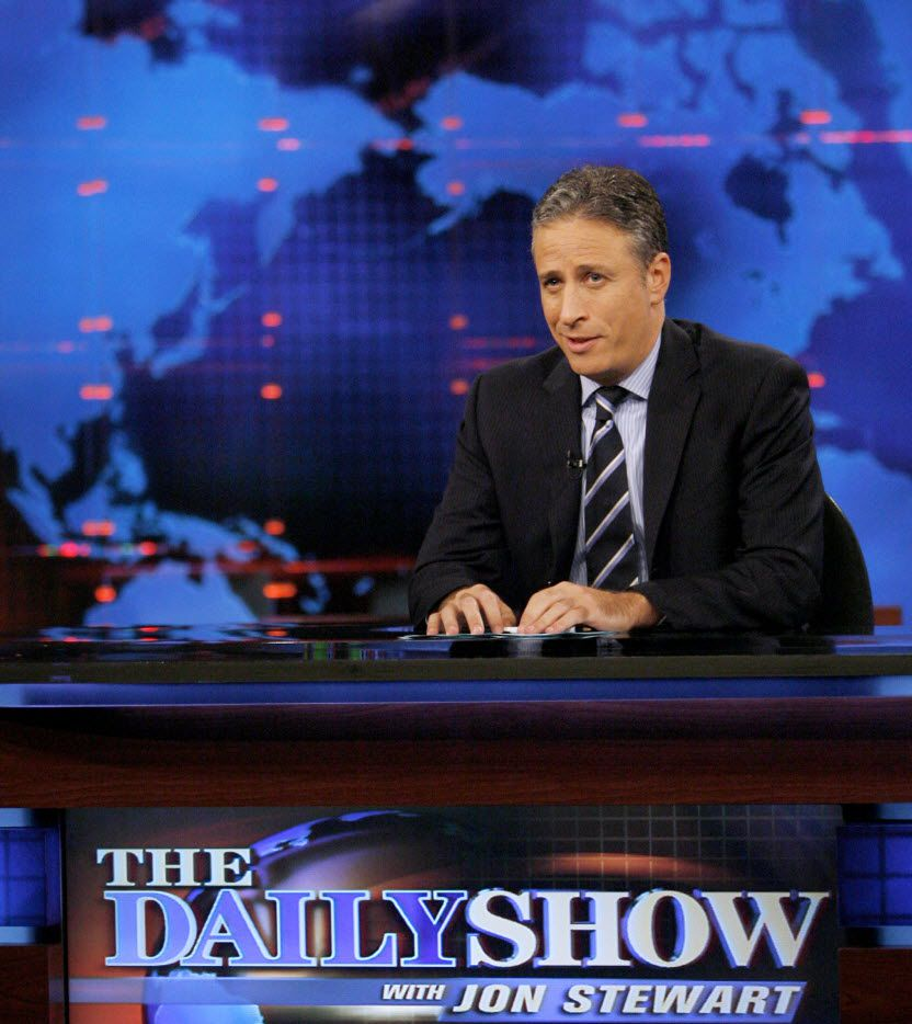 Jon Stewart is looking for a job, no?