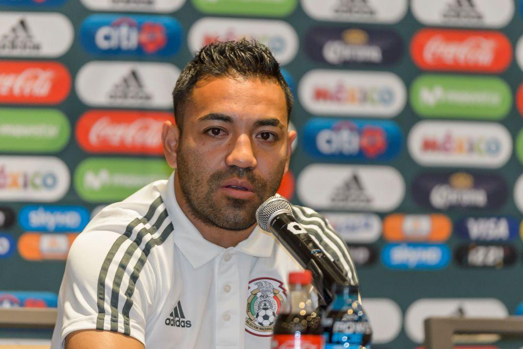 Marco Fabián de la selección mexicana deja el Eintracht Franfurt, y llega a la MLS. (Photo by Azael Rodriguez/Getty Images)