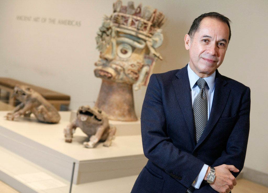 Dr. Agust'n Arteaga's long experience in the world of art museums has taught him that each such institution is unique and that each transforms itself in ways appropriate only to itself.