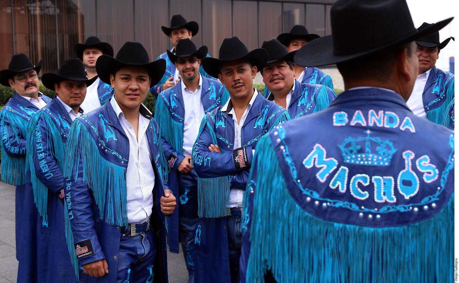 Banfa Machos (foto) dieron a conocer que desde hace cinco años José Juan Guardado Rosales, quien perteneció a la agrupación, creó la Banda Mach con la que han estado usurpando su identidad. AGENCIA REFORMA