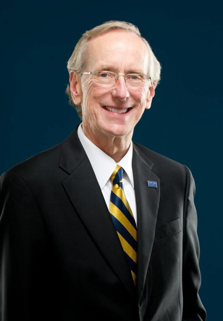 Dan Jones, Texas A&M-Commerce's former president, died from an apparent suicide at his home in 2016. He was 63.