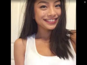 "Hillary ""Kate"" Kuizon, 17, was a senior at Plano East Senior High School. (Twitter)"