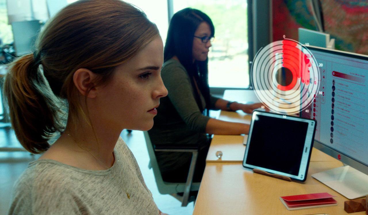 """Emma Watson es la protagonista de """"The Circle""""(STX Entertainment)"""