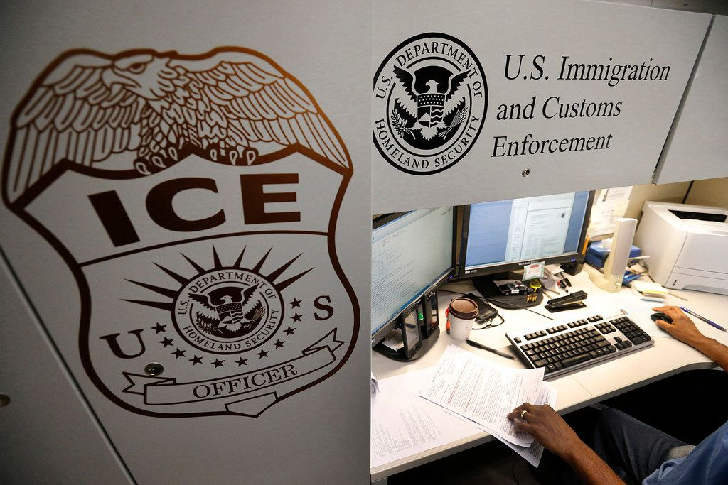 ICE raids targeting some 2,000 immigrants living in the U.S. illegally were originally scheduled for June.